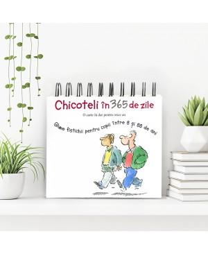 """Calendarul """"365 de zile:Chicoteli"""""""